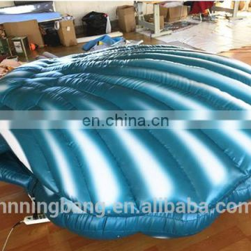 inflatable seashell the event decoration 2m diameter inflatable shell Newly Christmas Event Decoration