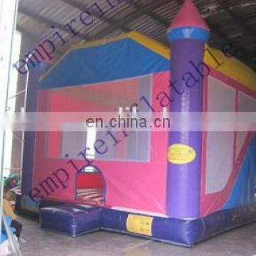 Cheap colorful inflatable bouncer NC002