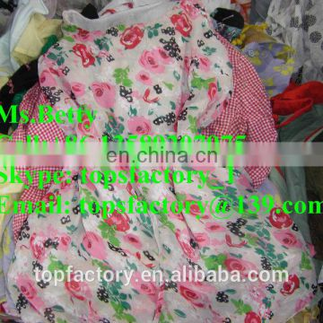 Top quality fashion used clothes big bales