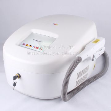 Portable IPL laser epilator skin care beauty device for sale, permanent hair depilation system