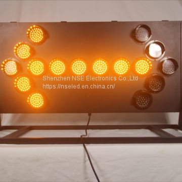 LED Arrow Board, LED Arrow Sign, LED Traffic Display