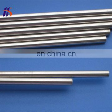 polished stainless steel round bar 304 201