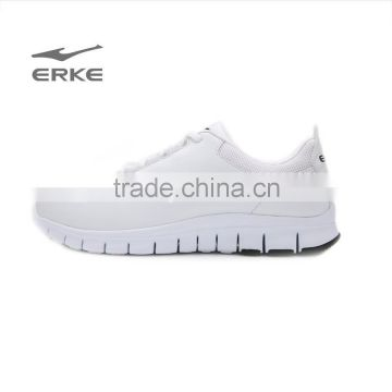 7e83567da33c3 ERKE hot sales basic white school shoes girl white sneaker mens black  running shoes couple shoes 200 MOQ shoes wholesale OEM of New Products from  China ...
