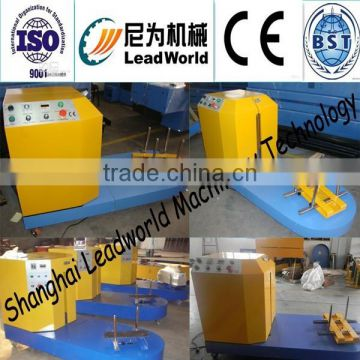 2015 High quality airport luggage stretch film wrapping machine