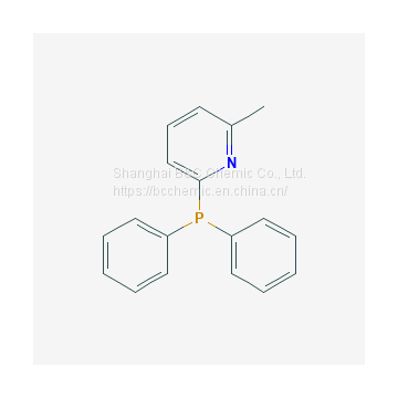 High purity of  2-(diphenylphosphino)-6-methylpyridine(CAS132682-77-0)with best price and best service