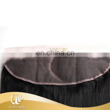 Top Quality Wholesale Price Raw Brazilian Straight Wave 4*13 Lace Frontal