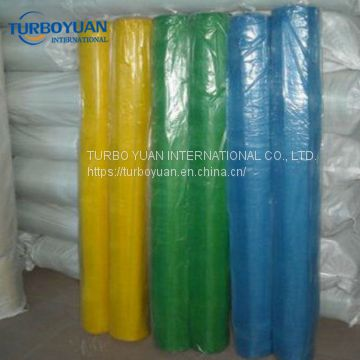 HDPE anti insect mesh / fiberglass insect screen in China