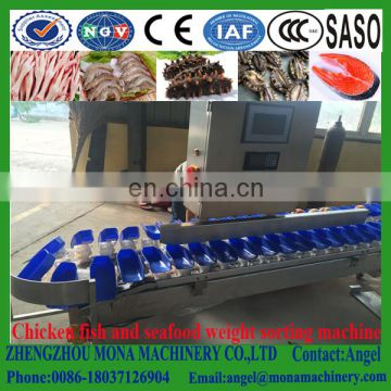 Sea food Weight detection Machine FOR 5Kg PACKAGING