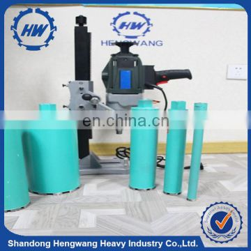 Professional Portable Reinforcement Concrete Wall Diamond Core Drill Machine