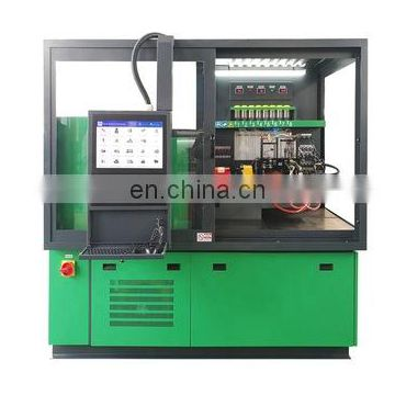 All coding functions cr825 common rail injector diesel injection pump test bench bank stand