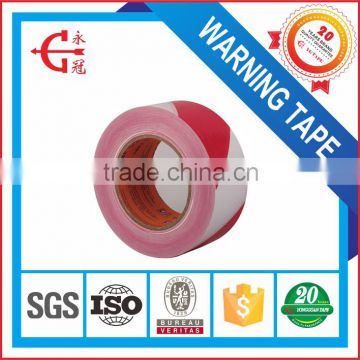 Factory supply PVC warning tape
