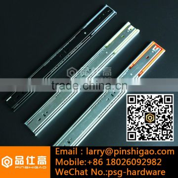 45mm soft close drawer telescopic channel