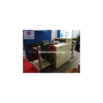 Automatic punching machine SPB550 for calendar