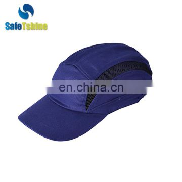Safety product Light weight cheap price safety baseball bump cap