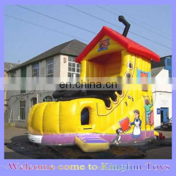 Shoe Inflatable Slide