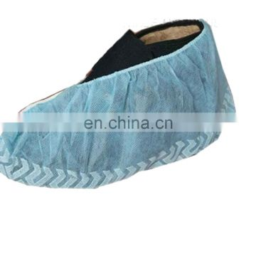 Disposable shoe covers, disposable overshoes, overshoes