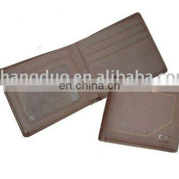 Modern Style Luxury Genuine Leather Wallet Top Quality Mens Wallet