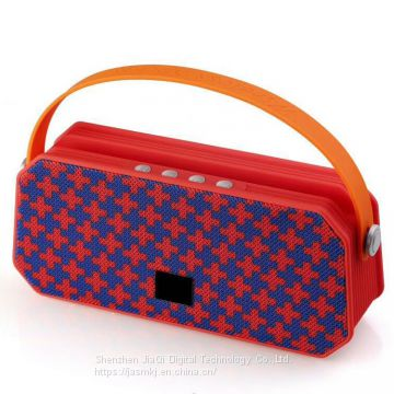 New X96 wireless bluetooth speakers with mobile phone stand portable portable mini plug-in card audio radios wholesale