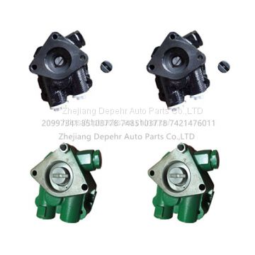 Zhejiang Depehr Heavy Duty European Truck Cooling System Scania Truck Collant Water Pump 1789522 1546188