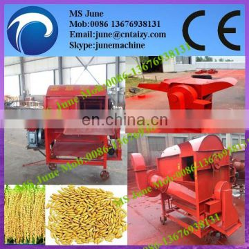 Good Quality Widely Used Corn/soybean/barley/rice And Wheat Thresher with long working life 008613676938131