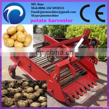 single-row potato harvester machine for sale with low price 0086-13676938131