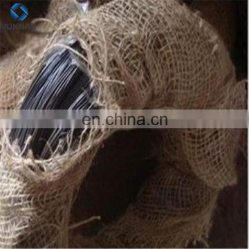 hot sale 16 gauge black annealed tie wire black annealed baling wire