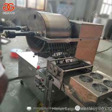Automatic Injera Maker Lumpia Making Spring Roll Wrapper Machine Price
