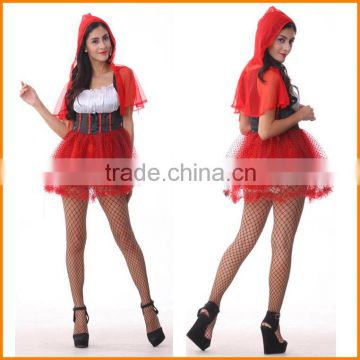 Europe and the United States Little Red Riding Hood fun game uniforms  temptation Halloween costumes cosplay costume play of Cosplay dress from  China ... 63c2875af4b9