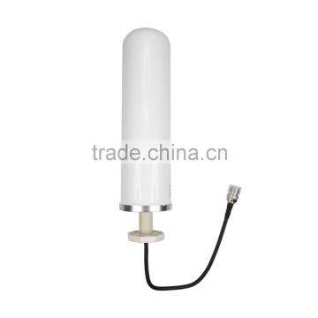 Column Antenna for Marine or Boat Applications