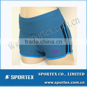 Comfortable body cut Sportex women compression short MZ0416