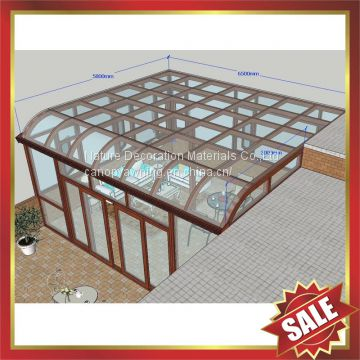 glass room,aluminum house,glass house,glass house,excellent aluminium framework,super durable!