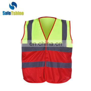Factory sale various widely used reflective summer reflective safety vest