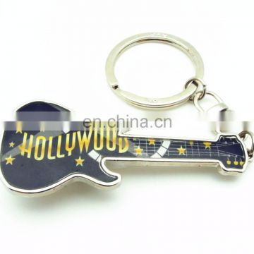 souvenir gift quitar custom bottle opener keyring