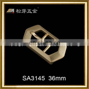 2016 new designed metal clothes pin slider buckles
