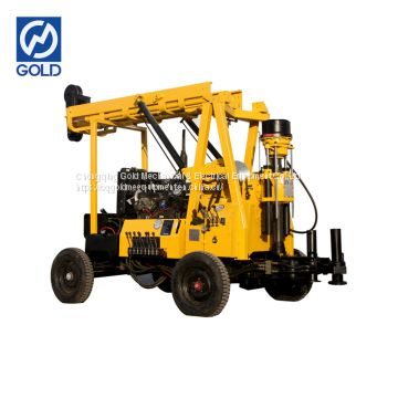 Powerful Spindle Shaft Drilling Equipment Core Drilling Rigs China Supplier