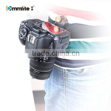 Commlite Aluminum CNC Metal Multi-functional Non-shaking and Stable Hanging Quick-Release Waist Belt Buckle Holster