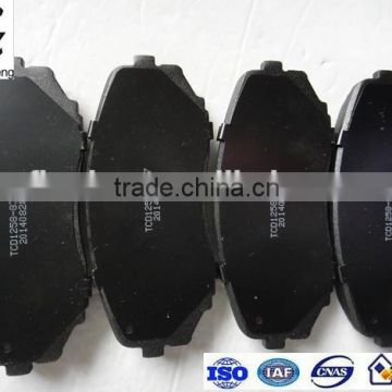 Best Brake Pads >> High Quality Brake Pads D1258 Top Quality Low Dust Brake Pad