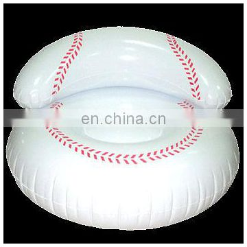 Inflatable Baseball Sofa Chair