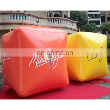 Bird buoy for water event advertising