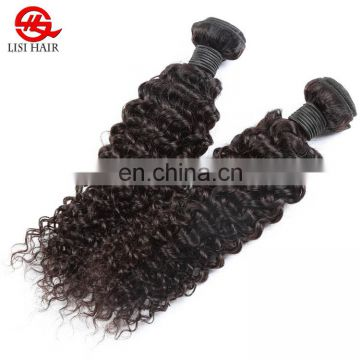 Most Popular Unprocessed Can Be Dyed Raw Virgin Indian Hair Curly
