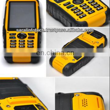 S200 Android 4.1 Rugged Industrial Handheld data collector terminal PDA supports RFID/NFC reader & Bar-code reader