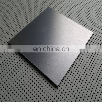 Manufacturer supply 0.5mm AISI 304 321 stainless steel sheet