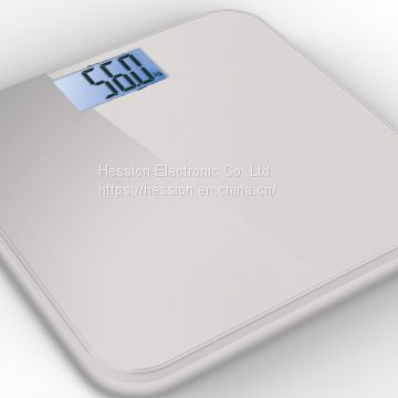digital household body  scale GBS1505B  small LCD display 150kg/100g common printing