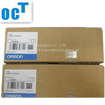 Japan Made Omron C200H PLC module C200H-TC002 programmable controller