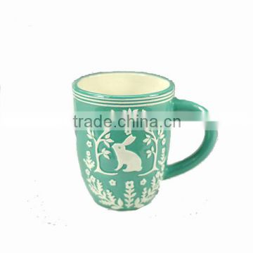 2016 new style ceramic decal tea coffee mug                                                                                                         Supplier's Choice