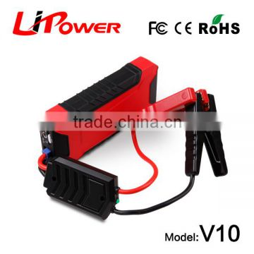 FCC/CE/Rohs Certification Jump Starter with ResQMe LifeHammer new style MIn Battery Charger 12000mAh