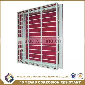 Modern New House Window Grill Design Safety Window Grill Design