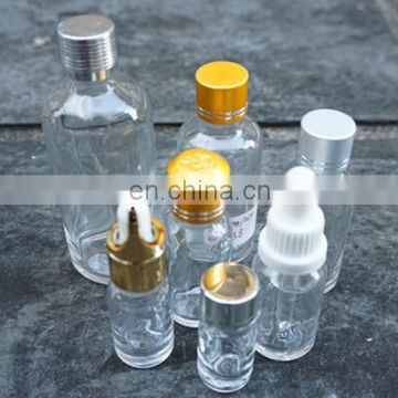 fancy essential oil bottle 30ml e liquid bottle with pipette glass dropper bottle