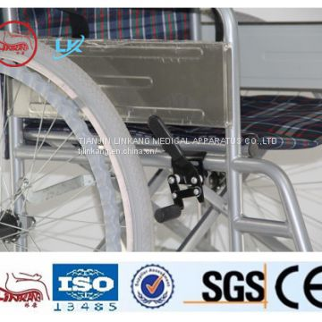 folding manual wheelchairs with factory price