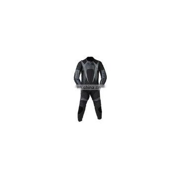 Mens Motorcycle Leather Suits HMB-2104A
